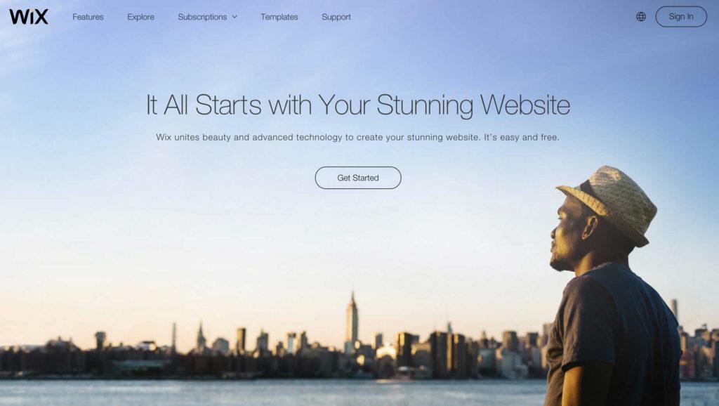 免費網站製作工具